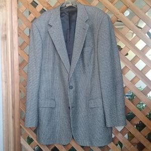BROOK'S BROTHERS LORO PIANOA HOUNDS TOOTH BLAZER
